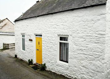 Thumbnail 2 bed cottage for sale in Back Street, New Galloway
