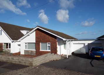 Thumbnail 3 bedroom detached bungalow for sale in 8 Alder Way, West Cross, Swansea