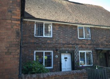 Thumbnail 3 bed terraced house to rent in High Street, Oxted