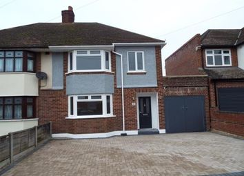 Thumbnail 3 bed semi-detached house for sale in Oaklands Drive, South Ockendon