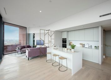 Thumbnail 3 bed flat for sale in 86 Duo, Anthology Hoxton Press, Penn Street, London