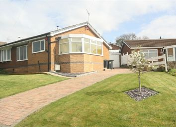 Thumbnail 2 bed semi-detached bungalow for sale in Oak Drive, Eastwood, Nottingham