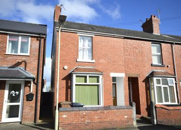 Thumbnail 2 bed semi-detached house to rent in Llwyn Road, Oswestry