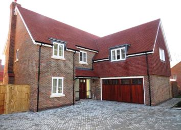 Thumbnail 5 bedroom property for sale in Wyvern Way, Burgess Hill