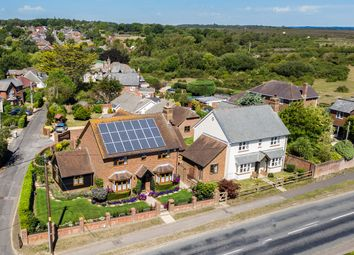 Thumbnail 4 bed detached house for sale in Durnstown, Sway, Lymington