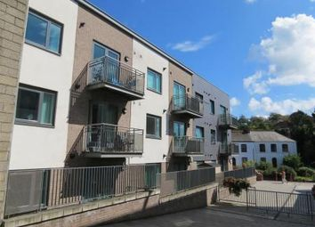 Thumbnail 1 bed flat for sale in China Court, South Street, St Austell