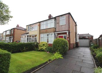 Thumbnail 3 bedroom semi-detached house for sale in Wisbeck Road, Bolton