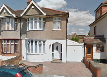 Thumbnail 3 bed semi-detached house to rent in Meadway, Ilford Essex