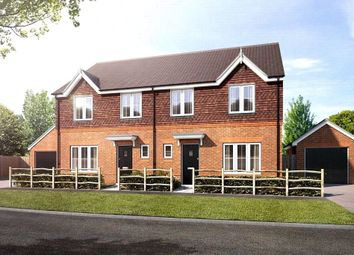Thumbnail 3 bed semi-detached house for sale in Applegarth Farm, Headley Road, Grayshott, Hamphsire