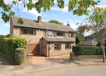 Thumbnail 5 bed detached house for sale in Twentywell View, Bradway, Sheffield, South Yorkshire