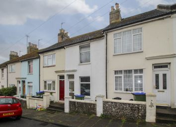 Thumbnail 2 bedroom terraced house for sale in Lawes Avenue, Newhaven