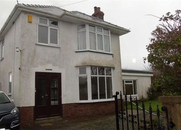 Thumbnail 3 bed detached house for sale in Pwlldu Lane, Swansea