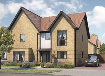 3 bed semi-detached house for sale in Waterman's Reach, Shelduck Drive, Arborfield Green, Wokingham RG2
