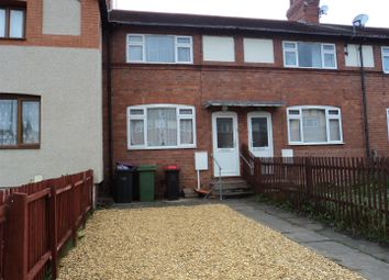 Thumbnail 2 bed terraced house for sale in Manor Road, Hadley, Telford