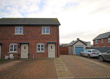 Thumbnail 2 bed end terrace house for sale in Sanderling Drive, Poulton-Le-Fylde