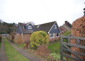 Thumbnail 4 bed detached house for sale in Frensham Road, Farnham, Surrey