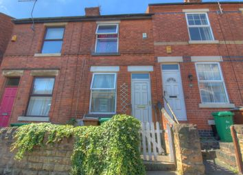 Thumbnail 2 bed terraced house for sale in Loughborough Avenue, Sneinton, Nottingham