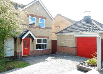 Thumbnail 3 bed semi-detached house for sale in Manston Way, Worksop
