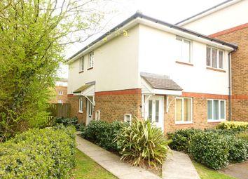 Thumbnail 2 bedroom flat to rent in Buckland Drive, Netherfield, Milton Keynes
