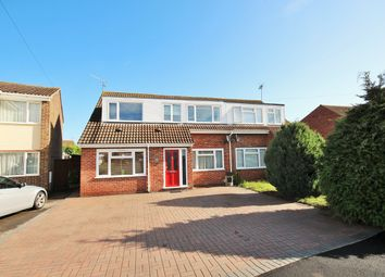 Thumbnail 4 bed semi-detached house for sale in Daniel Way, Silver End, Witham