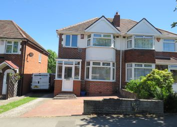 Thumbnail 3 bed semi-detached house for sale in Jiggins Lane, Bartley Green, Birmingham