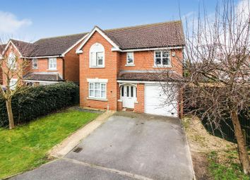Thumbnail 4 bed detached house for sale in Faithfull Close, Stone, Aylesbury