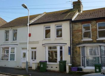 Thumbnail 2 bedroom terraced house to rent in Fernbank Crescent, Folkestone