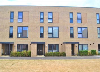 Thumbnail 4 bed town house to rent in Baker Lane, Trumpington, Cambridge