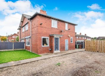 Thumbnail 3 bedroom semi-detached house for sale in Blands Avenue, Allerton Bywater, Castleford