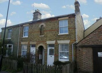 Thumbnail 2 bedroom end terrace house to rent in Church Street, Werrington, Peterborough