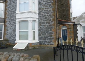 Thumbnail 2 bedroom flat for sale in Flat 4 Marine Court, Barmouth