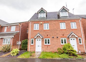 Thumbnail 3 bed semi-detached house for sale in Walsingham Drive, Nuneaton
