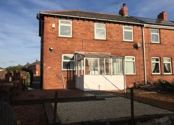 Thumbnail 3 bed semi-detached house to rent in Dunns Dale, Maltby, Rotherham