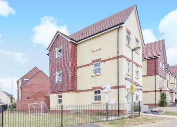 Thumbnail 4 bedroom town house for sale in Juniper Way, Didcot
