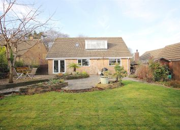 Thumbnail 4 bed detached house for sale in Woodside Close, Ashgate, Chesterfield