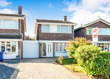 Thumbnail 3 bed detached house for sale in Jackman Road, Fradley, Lichfield