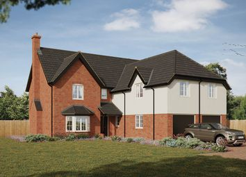 Thumbnail 5 bedroom detached house for sale in St Marys View, Gislingham, Eye