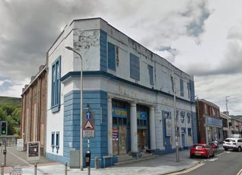 Thumbnail Retail premises for sale in Hannah Street, Porth