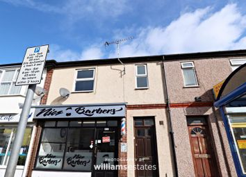 Thumbnail 2 bed flat to rent in Glan Aber Trading Estate, Vale Road, Rhyl