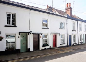 Thumbnail 2 bed terraced house for sale in Church Road, Sundridge, Sevenoaks