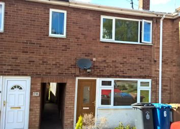 Thumbnail 2 bedroom terraced house to rent in Newgate Street, Burntwood