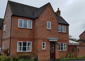 Thumbnail 3 bed detached house for sale in Daniell Road, Wellesbourne, Warwick