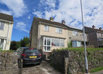 Thumbnail 3 bedroom semi-detached house for sale in Efford Lane, Laira, Plymouth
