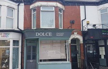 Thumbnail Retail premises to let in 66 Chanterlands Avenue, Hull, East Yorkshire