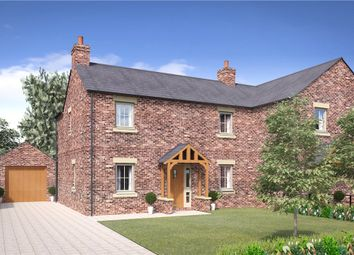 Thumbnail 3 bed semi-detached house for sale in House 4 - The Gibson, Slingsby Vale, Ferrensby, Near Knaresborough, North Yorkshire