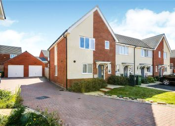 Thumbnail 3 bed end terrace house for sale in Gladstone Avenue, Evesham, Worcestershire