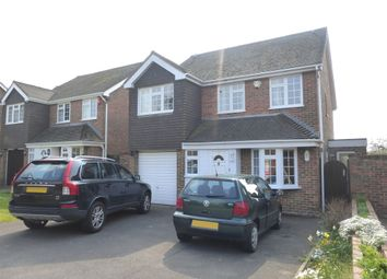 Thumbnail 4 bed detached house for sale in Hearne Drive, Holyport, Maidenhead