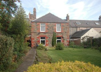 Thumbnail 4 bed terraced house for sale in 4 The Square, Greenlaw, Duns