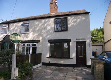 Thumbnail 2 bed cottage for sale in Moss Side Lane, Wrea Green, Preston