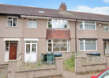 Thumbnail 4 bedroom terraced house for sale in Three Spires Avenue, Coundon, Coventry